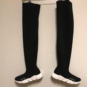 Balenciaga sneakers socks boots size 37